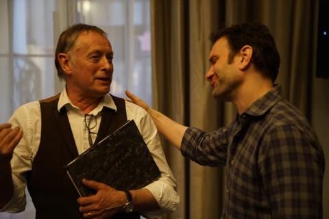 Norman and Dan